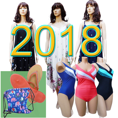 2018 : Grossiste Maillot de Bain vous propose de découvrir ses maillots de bain pour Homme, shorts, boxers, slips ou bermudas pour Femme, 1, 2 ou 3 pièces, pour Enfant et ses accessoires, sacs, serviettes...